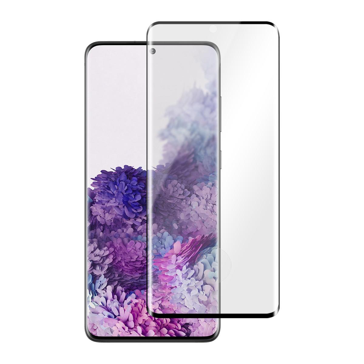 DELTACO Skärmskydd i härdat glass till Samsung Galaxy S20 Ultra