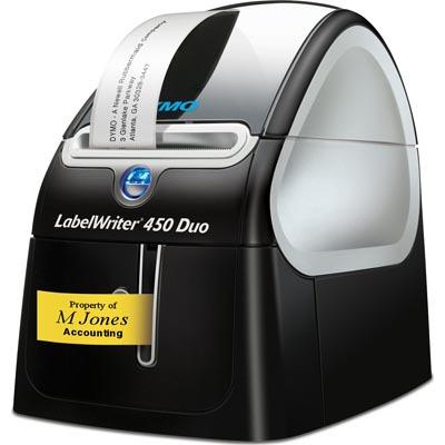 Dymo LabelWriter 450 Duo etikettskrivare, 71 etiketter/min