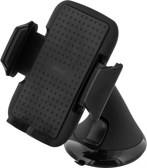 Deltaco bilhållare för smartphones, universal
