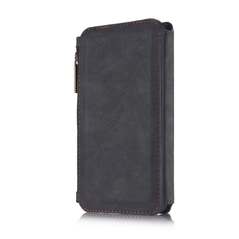 CaseMe plånboksfodral med magnetskal till iPhone 6, svart
