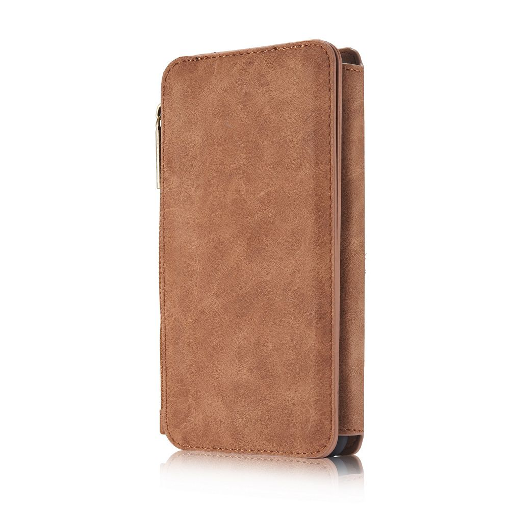 CaseMe plånboksfodral med magnetskal till iPhone 6, brun