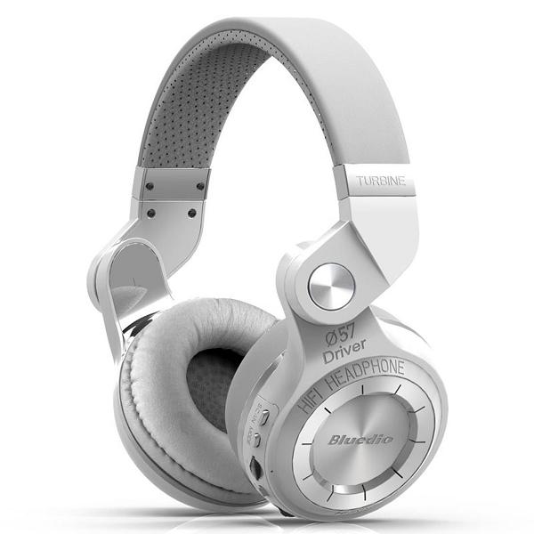 Bluedio T2+ bluetooth v4.1 headset, vit
