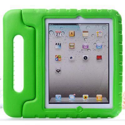 Barnfodral med ställ till iPad Mini/2/3, grön