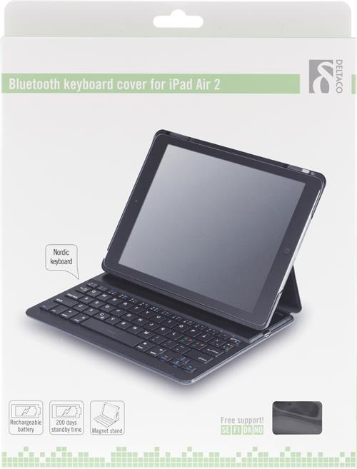 Deltaco fodral med Bluetooth tangentbord 8be17248a27f4