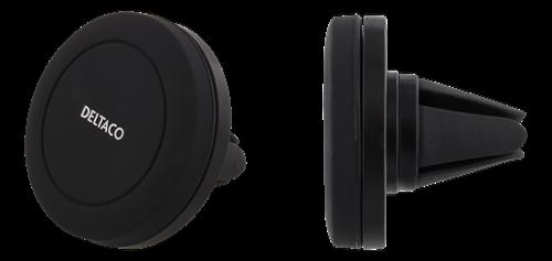 Deltaco bilhållare för ventilationsgaller, magnet