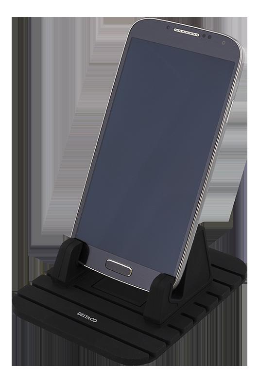 Deltaco halksäker hållare för smartphone surfplatta 17fab3f3f9e78