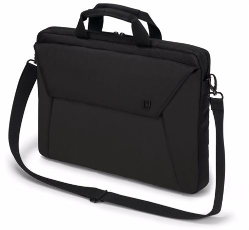 Dicota Slim Case Edge datorväska, 14-15.6 tum, svart