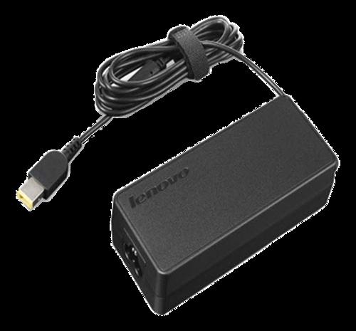 Lenovo 90W nätadapter (slim tip), svart