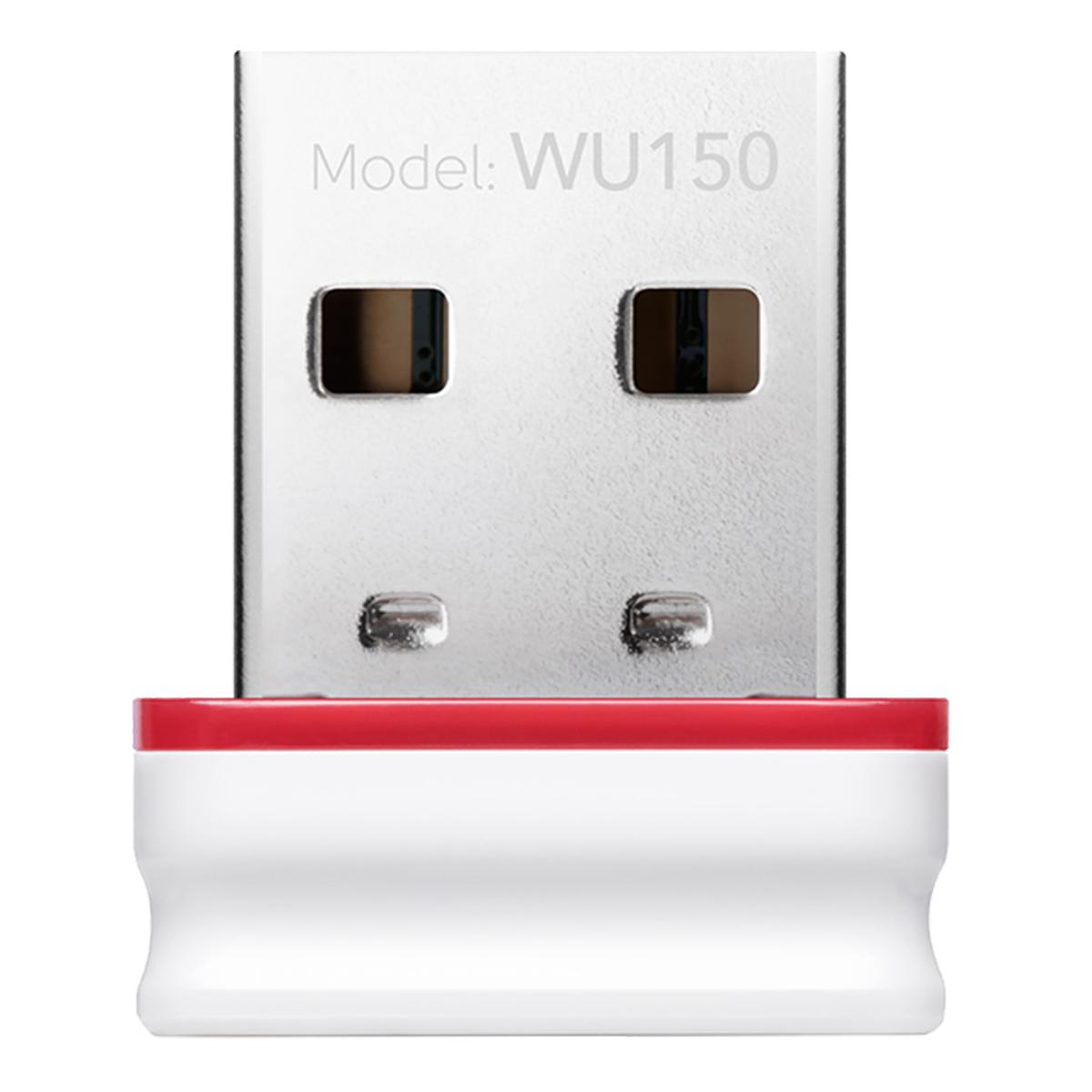 Cudy Trådlös Mini USB Adapter, 150Mbps