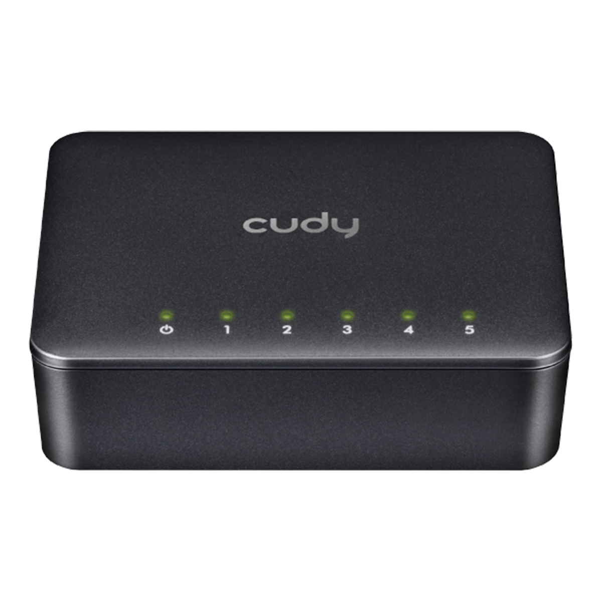 Cudy Multiport-switch med 5 portar, 10/100Mbps