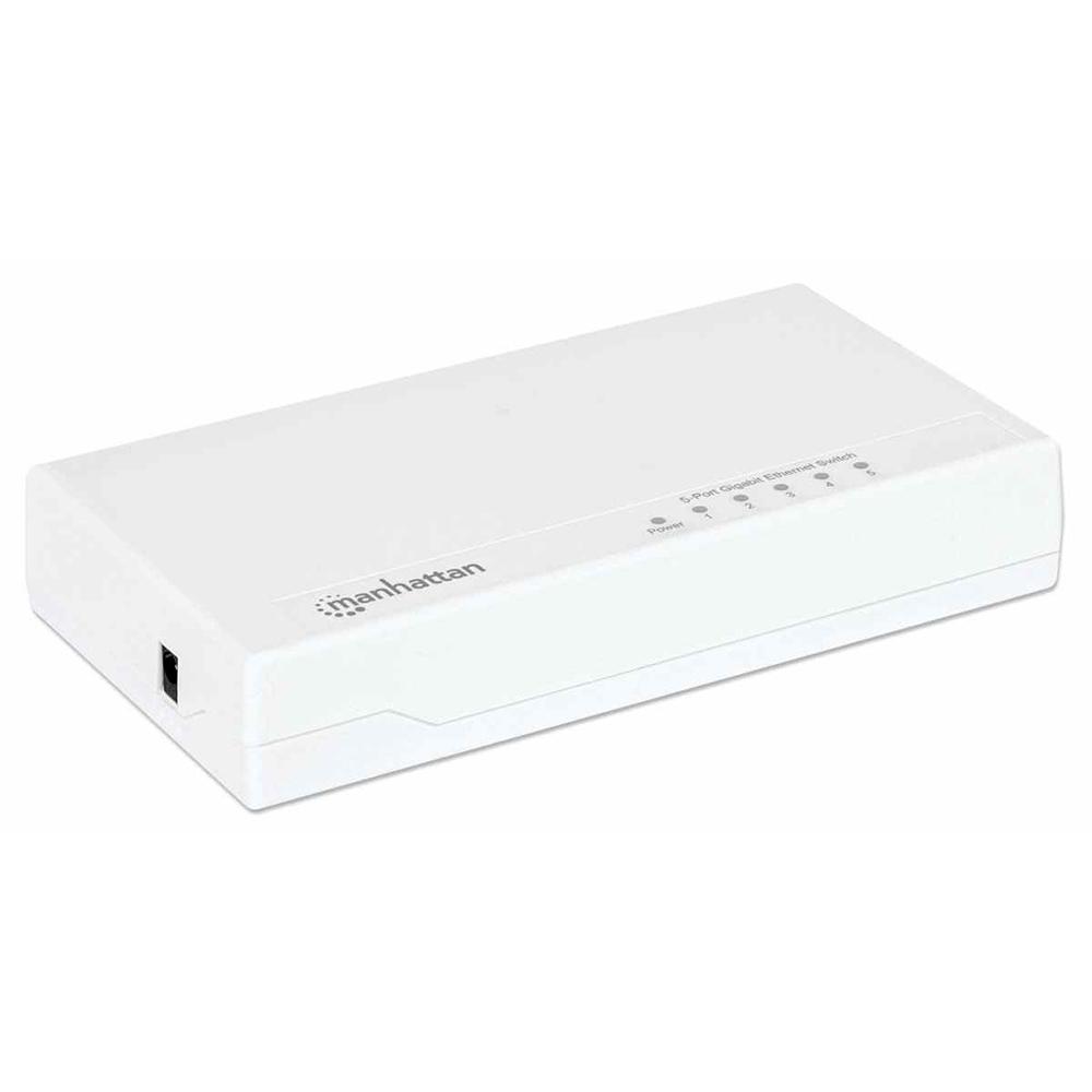 5-Port Gigabit Ethernet Switch, IEEE 802.3, 1000Mbit/s
