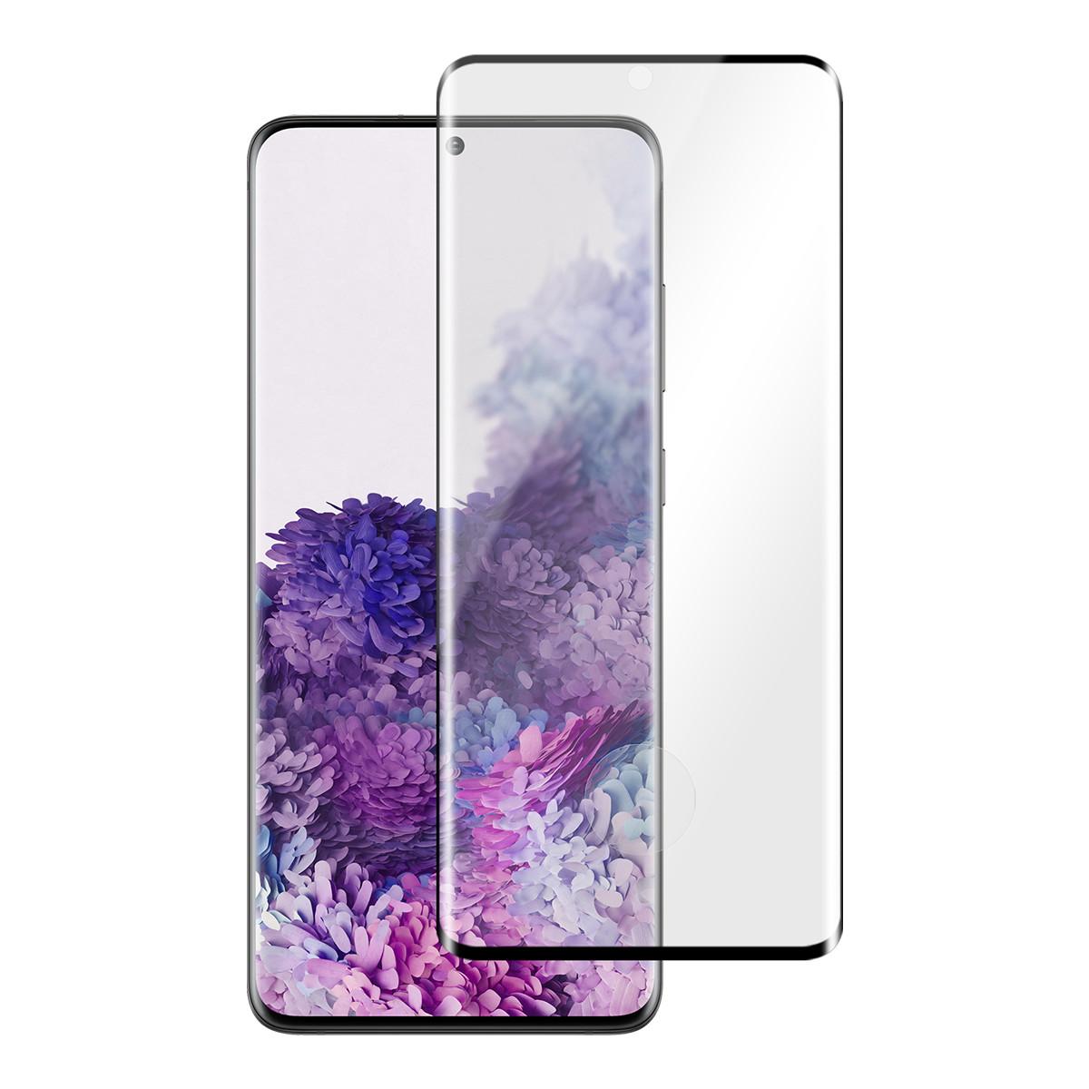 DELTACO skärmskydd i härdat glas till Samsung Galaxy S20+