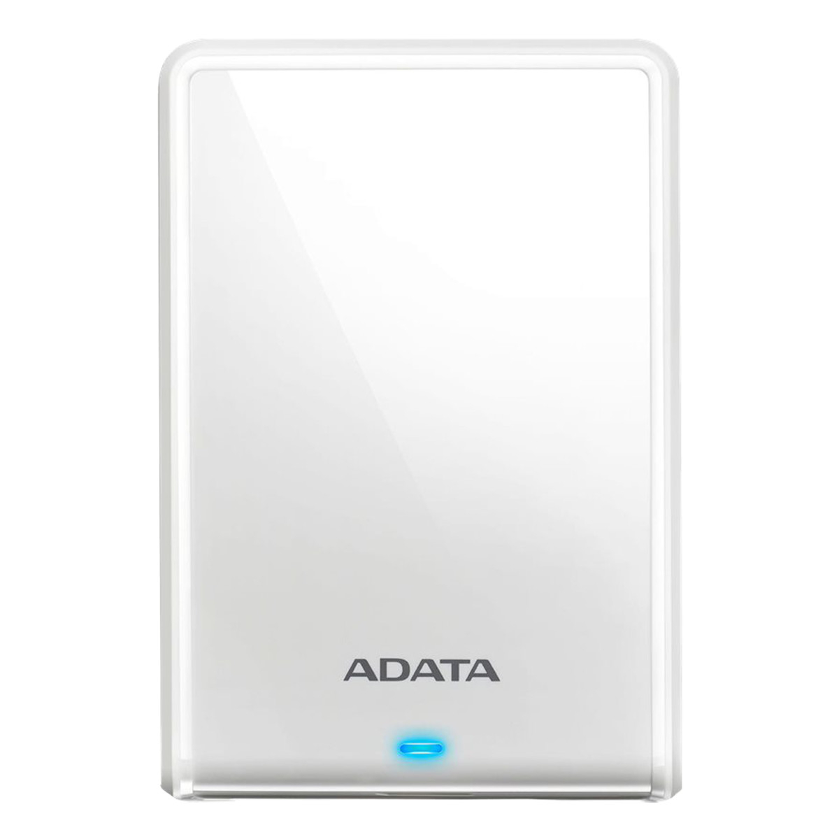 ADATA HV620 Extern hårddisk, USB 3.1, 1TB, vit