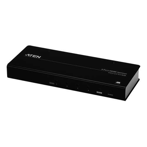 ATEN 4-Port True 4K at 60Hz (4:4:4), HDMI Splitter