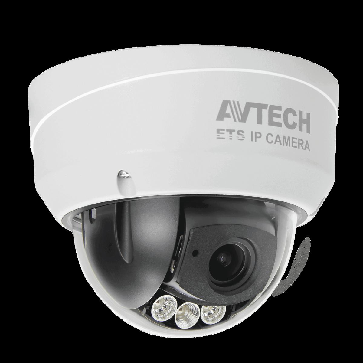 AVTECH AVM542 - Vandalsäker IP-kamera med Full HD