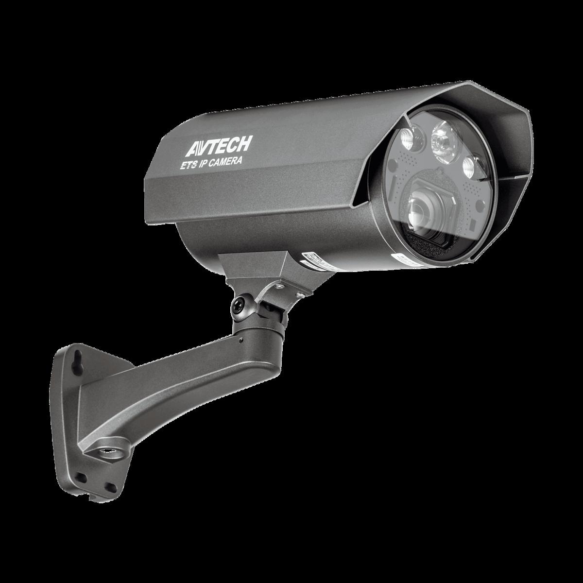 AVTECH AVM565 - motoriserad zoom med Full HD och fin optik