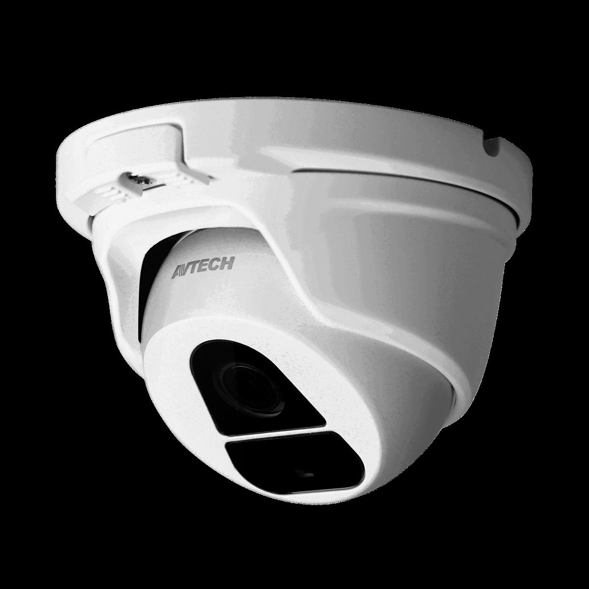 AVTECH DGM1104 - liten och billig IP-kamera