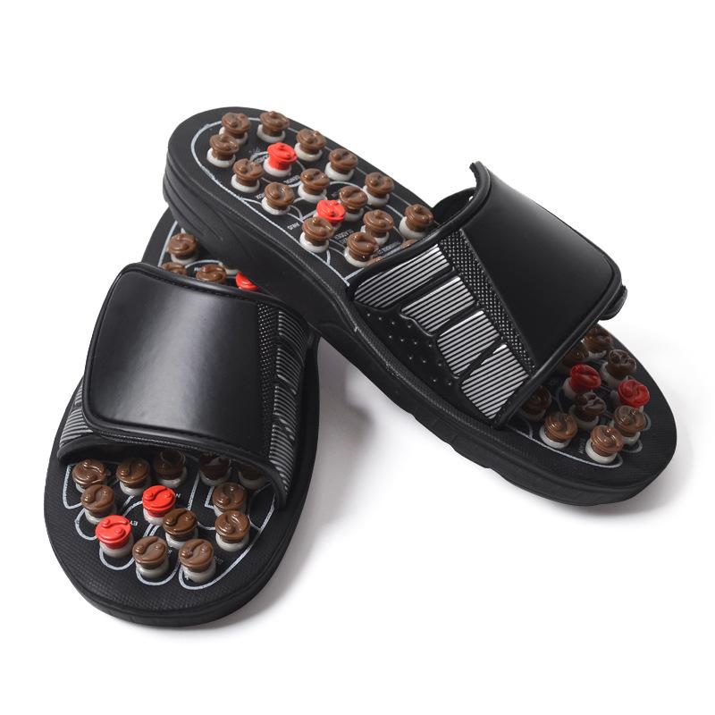 Sandaler med akupunktur fotmassage, Stl 40-41
