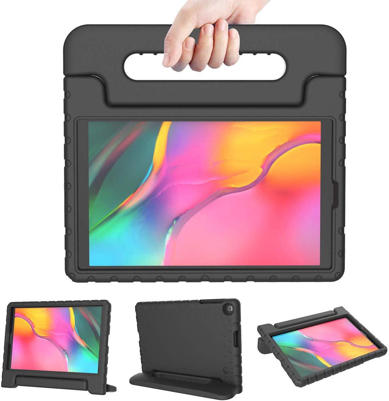 Barnfodral, Samsung Galaxy Tab A 10.1 (2019) SM-T515, svart