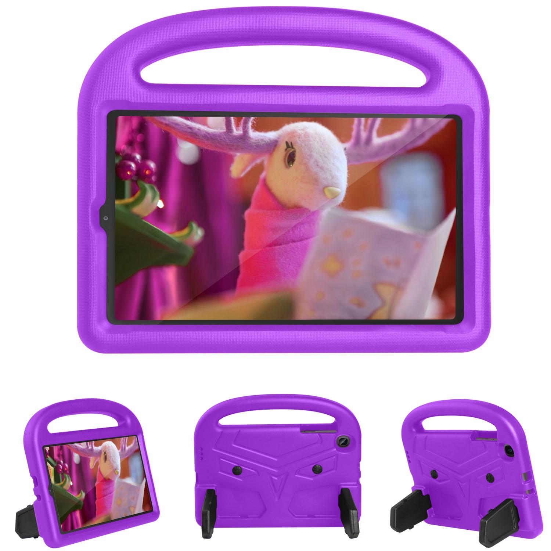 Barnfodral med ställ, Samsung Tab A 8.4 (2020), lila