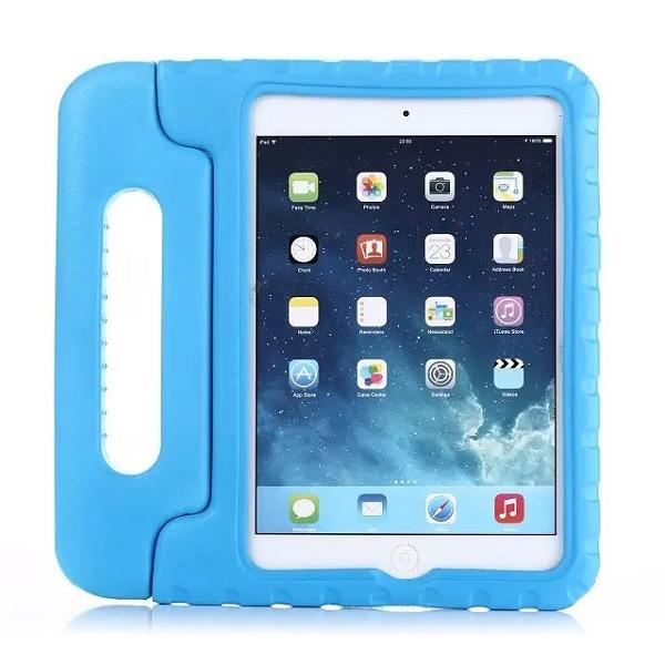 Barnfodral med ställ till iPad Mini 4/5, blå
