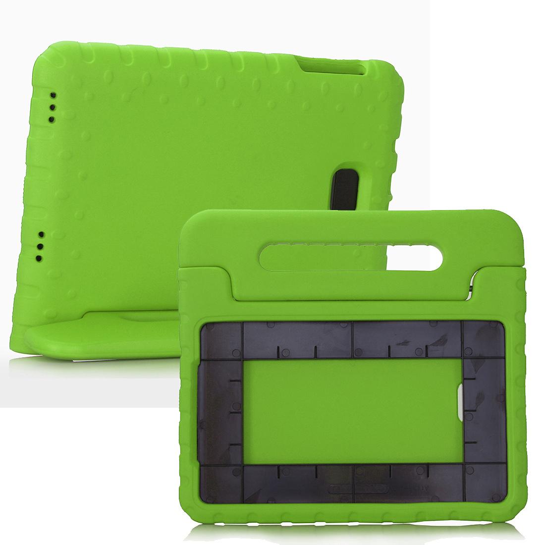 Barnfodral med ställ till Samsung Galaxy Tab A 10.1 (2016), grön
