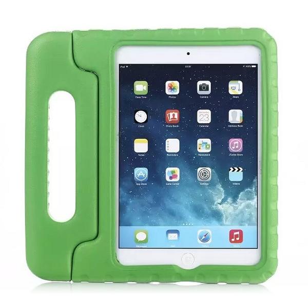 Barnfodral med ställ till iPad Mini 4/5, grön