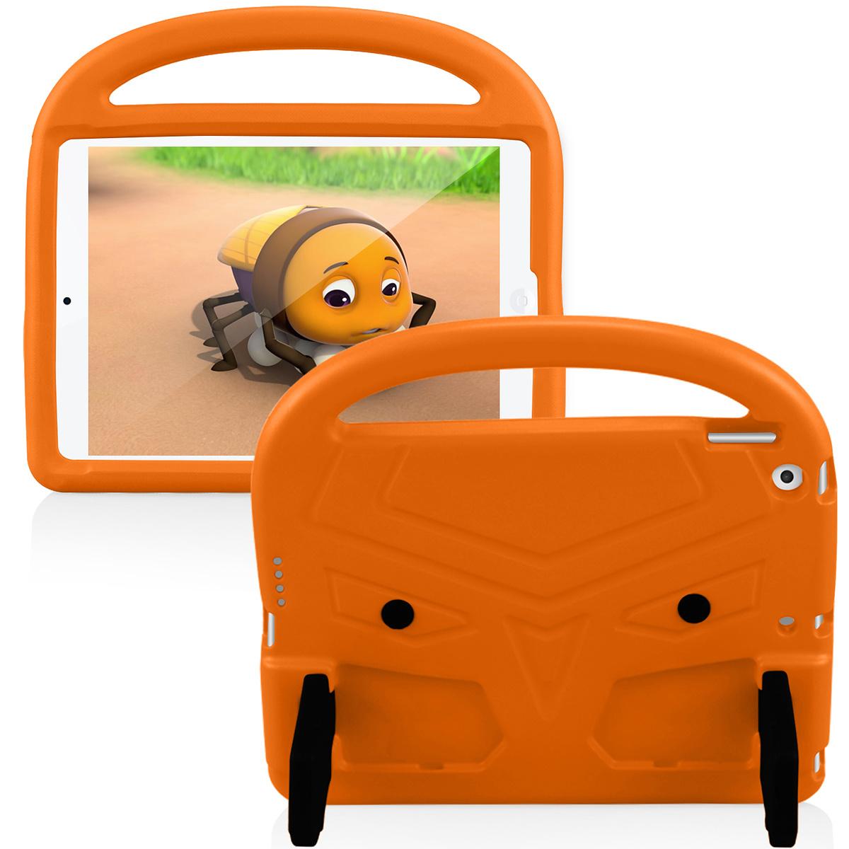 Barnfodral med ställ, iPad 10.2 / Pro 10.5 / iPad Air 3, orange