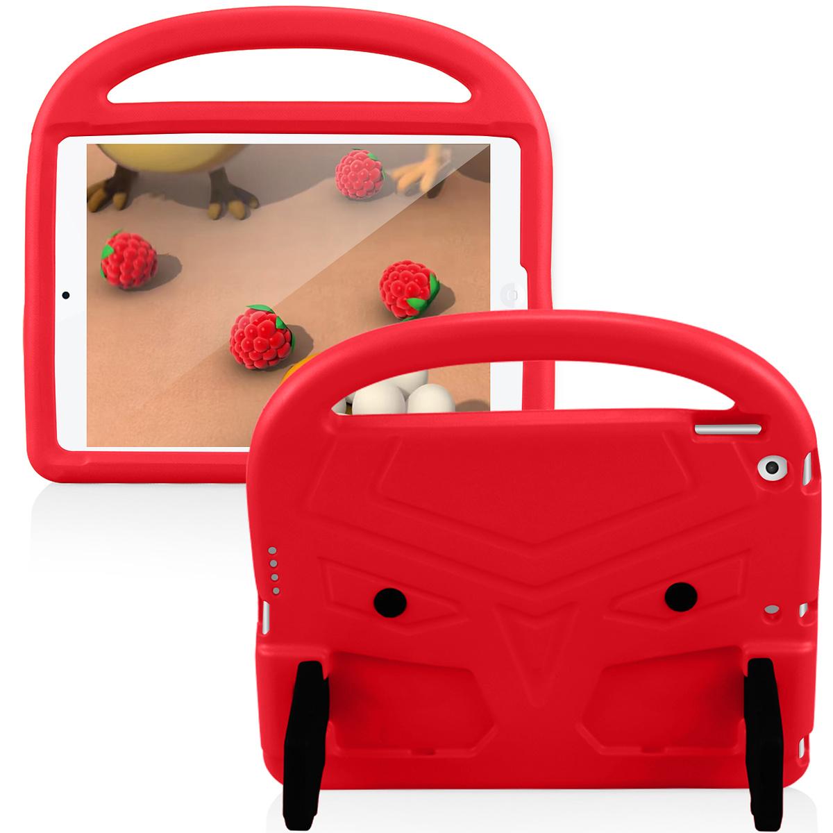 Barnfodral med ställ, iPad 10.2 / Pro 10.5 / iPad Air 3, röd