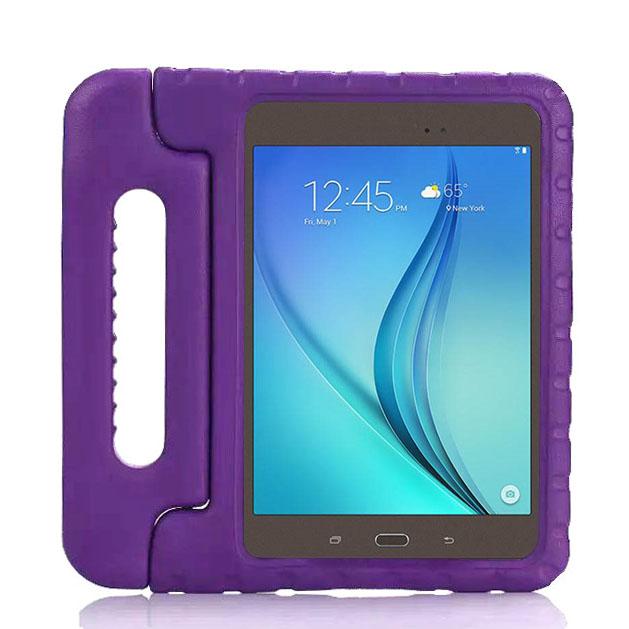 Barnfodral med ställ till Samsung Galaxy Tab A 8.0, lila