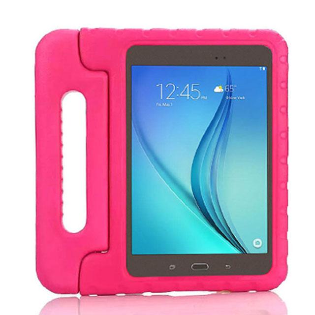Barnfodral med ställ till Samsung Galaxy Tab A 8.0, rosa