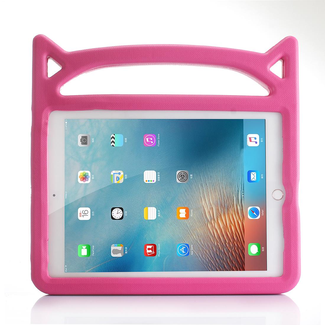 Barnfodral med ställ till iPad Air/Air2/iPad 9.7, rosa