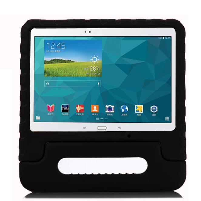 Barnfodral med ställ till Samsung Galaxy Tab S 10.5, svart