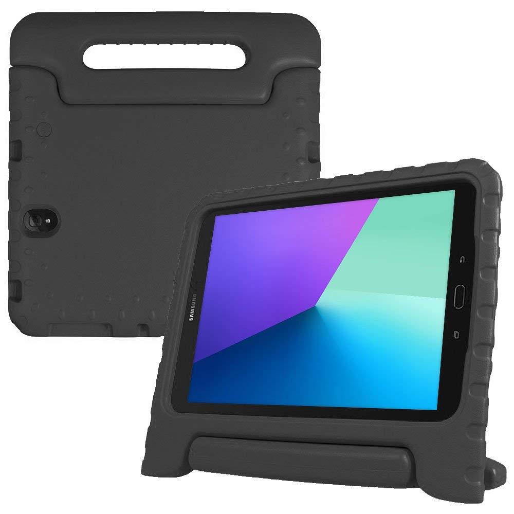Barnfodral med ställ till Samsung Galaxy Tab S3 9.7, svart