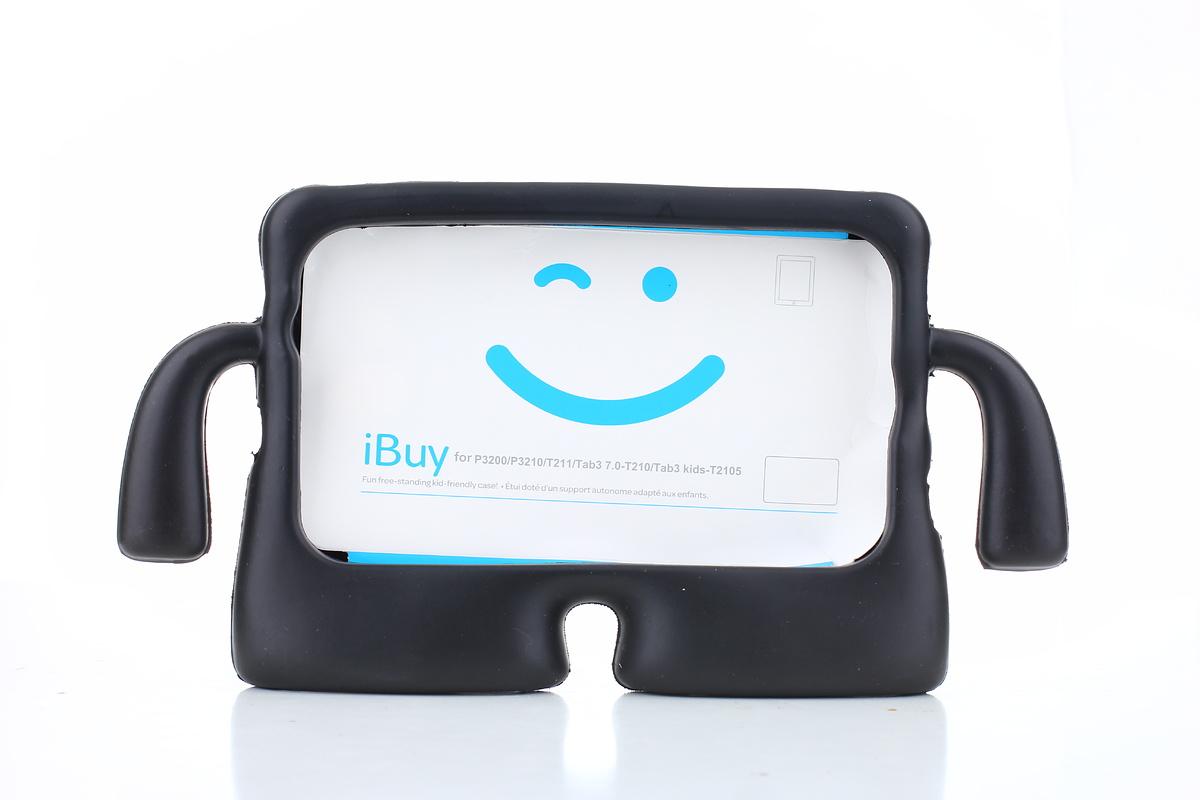 Barnfodral med ställ till Samsung Tab A 7.0, svart