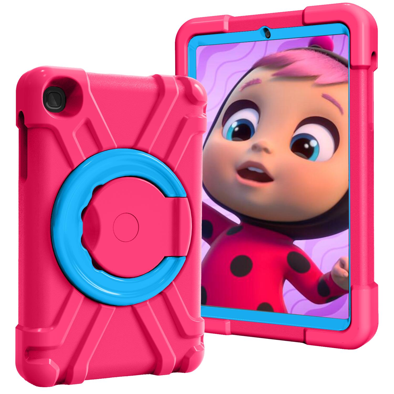 Barnfodral med roterbart ställ, Samsung Tab A 8.4
