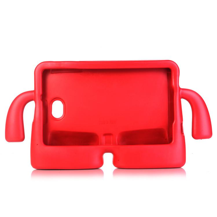 Barnfodral till Samsung Tab A 10.5, röd