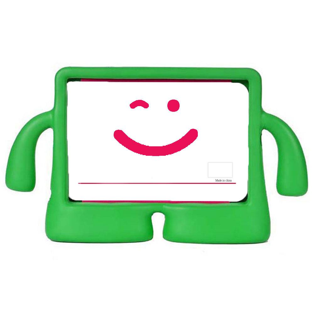 Barnfodral med ställ till iPad 10.2 (2019-2020), grön