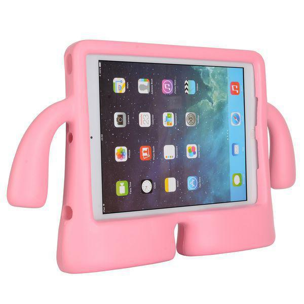 Barnfodral till iPad Air/Air 2/Pro 9.7/9.7 (2017-2018), rosa