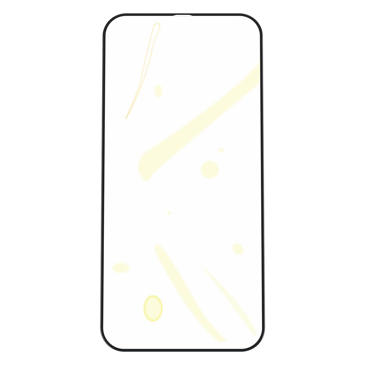 Baseus skärmskydd i härdat glas till iPhone 12/12 Pro, 2-pack