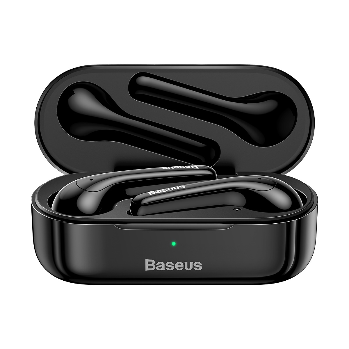 Baseus NGW07-01 Encok Trådlösa in-ear hörlurar, BT 5.0, svart