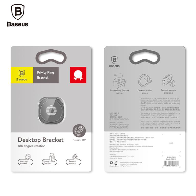 Baseus Privity mobilhållare, guld