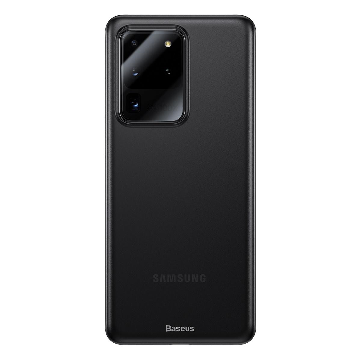 Baseus WISAS20U-01 Skal för Samsung S20 Ultra, svart