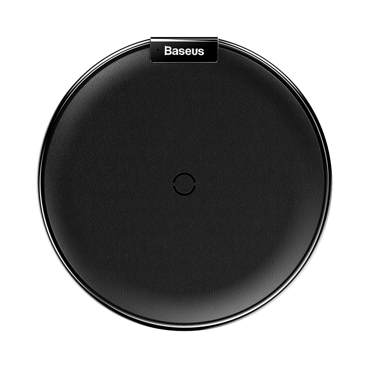 Baseus iX Desktop Wireless Charger Black