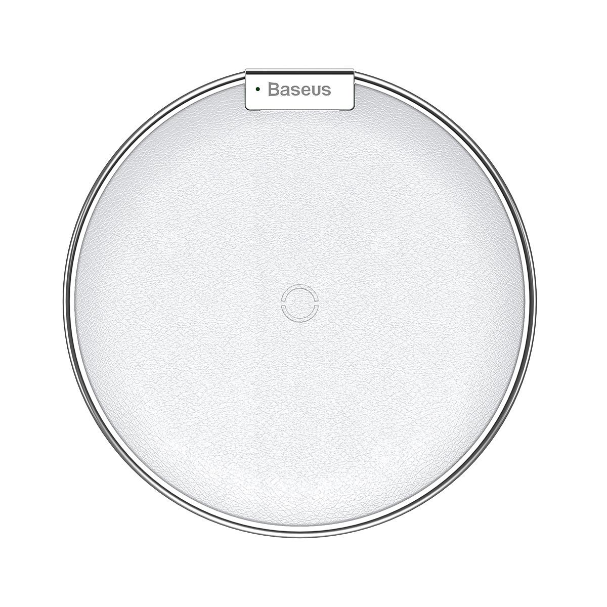 Baseus iX Trådlös mobilladdare, intelligent, silver