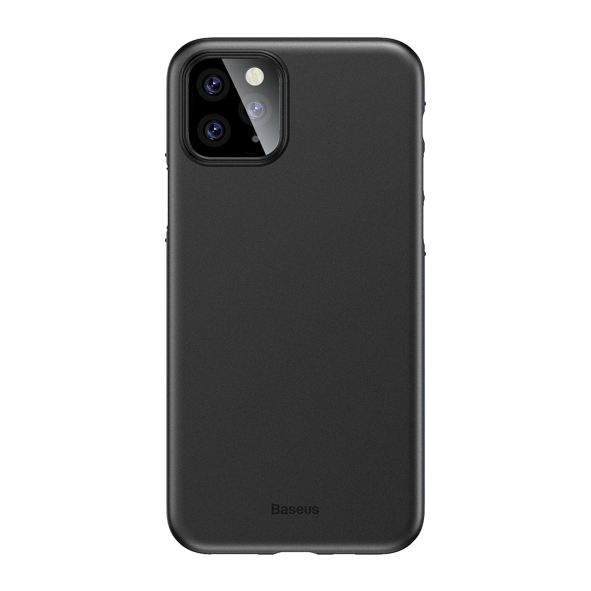 Baseus Wing ultratunt skal, iPhone 11 Pro Max, svart
