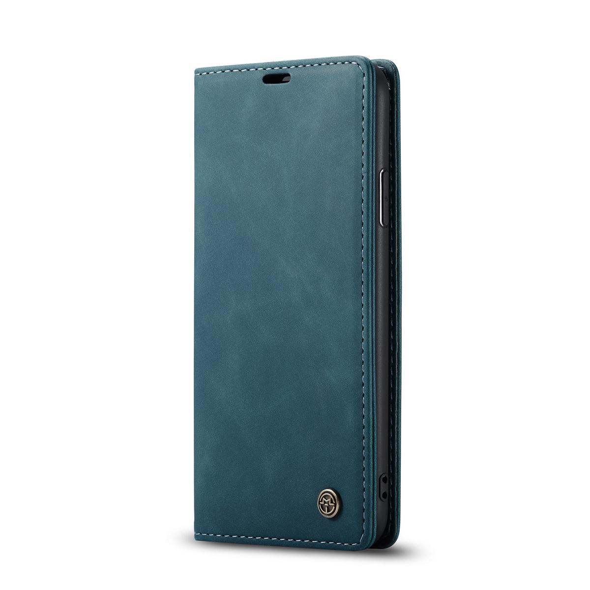 CaseMe plånboksfodral till iPhone 11 Pro, blå
