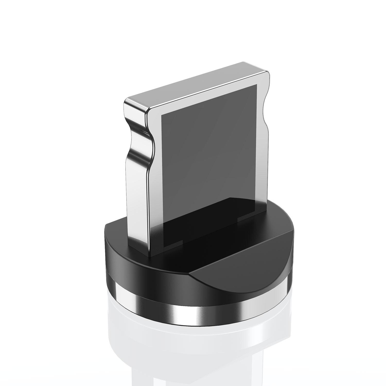 CaseMe Extra Magnetiska Lightning-kontakter, 3-pack