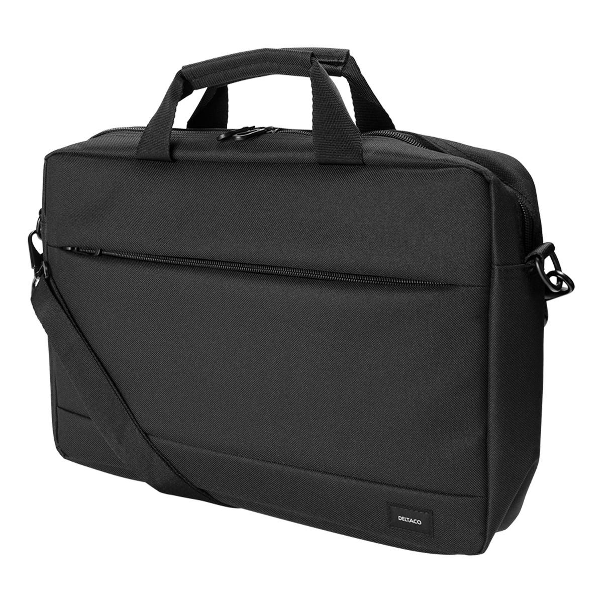 Deltaco Laptopväska för laptops upp till 13-14 tum, svart