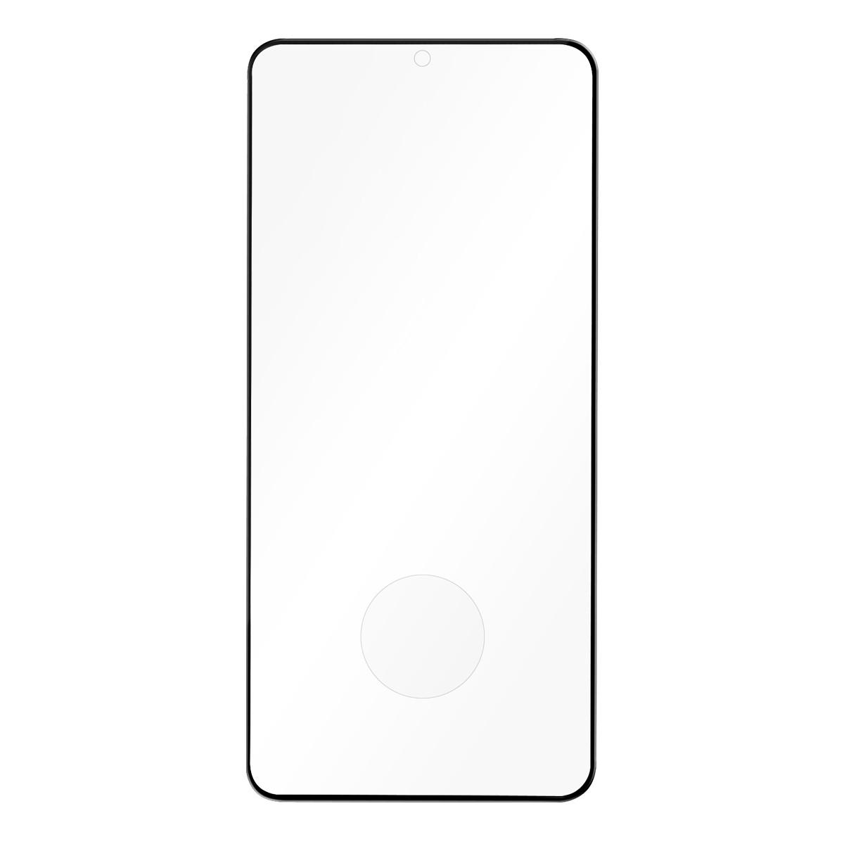 Deltaco 2.5D skärmskydd i härdat glas, Samsung Galaxy S21